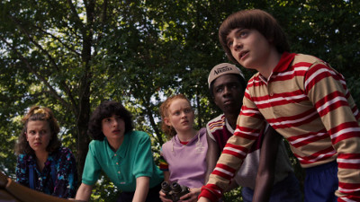 Stranger Things 03x04 : Chapter Four: The Sauna Test- Seriesaddict